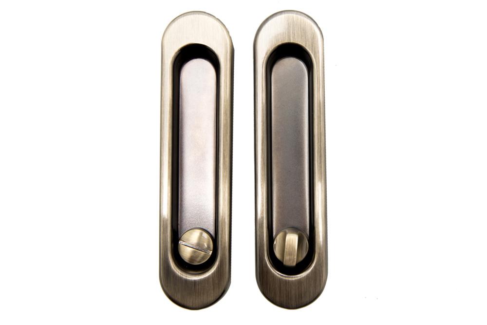 Safita SH011-BK AB Ручки для раздвижных дверей