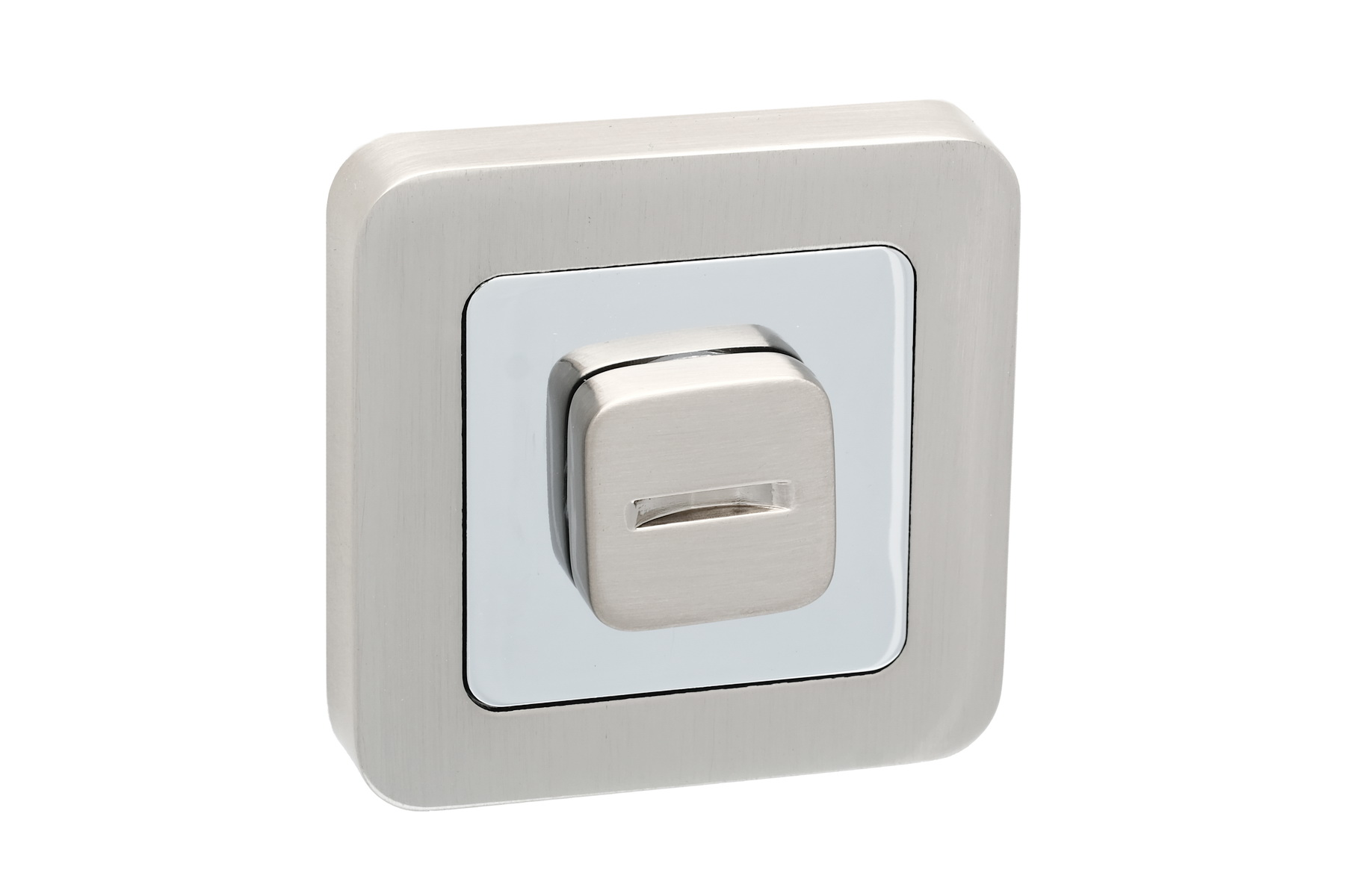Safita WC R40 SN/CP Поворотники дверные