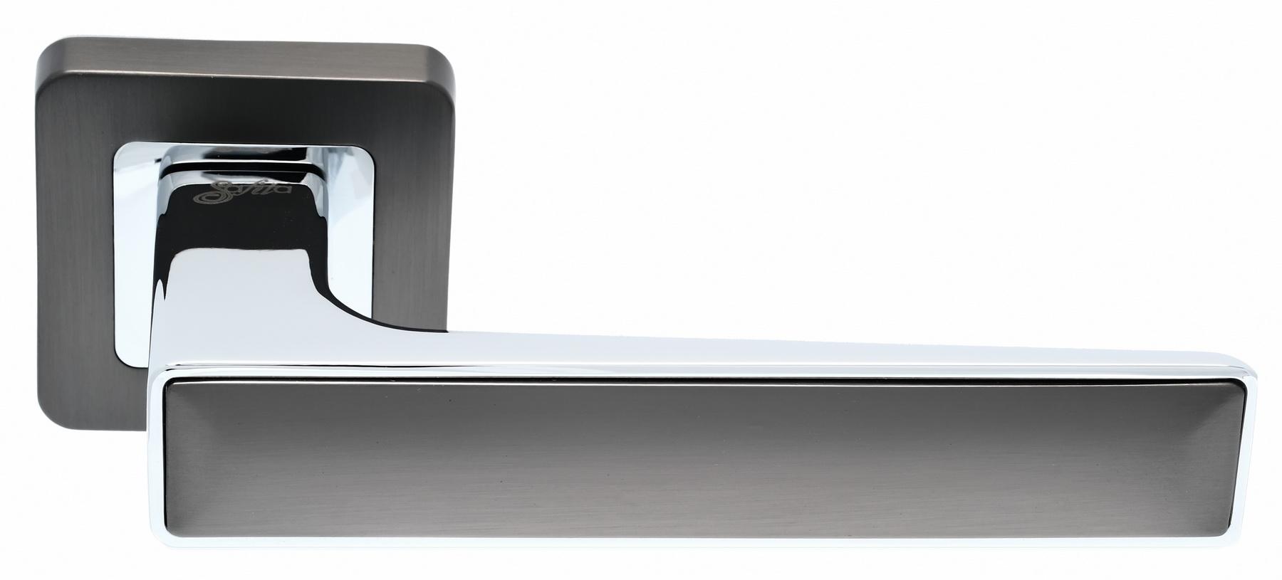 Safita TWIN  MSB/CP Ручка на розетке