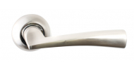 Ручка на розетке Safita R14H 800 SN/CP