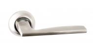 Ручка на розетке Safita R14H 088 SN/CP