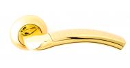 Ручка на розетке Safita 109 R41 SG/GP