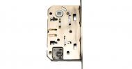 Межкомнатный механизм Safita CX410B-S 96*50 AB магнитный