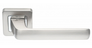 Ручка на розетке Safita DELICATE SQ MSN/CP
