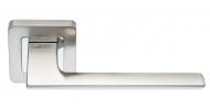 Ручка на розетке Safita RAZOR MSN/CP