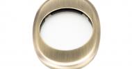 Броненакладка дверная Safita Protector Pro 50/27-DP AB